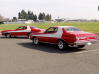 Pair of Starsky & Hutch cars