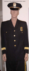 Chief O'Hara's costume