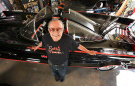 George Barris and the #1 Batmobile