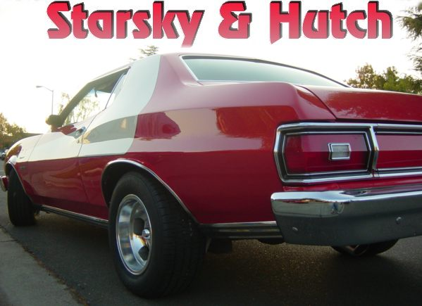 My former Starsky & Hutch car. 1975 Ford Gran Torino