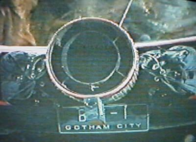 Batmobile plate #3