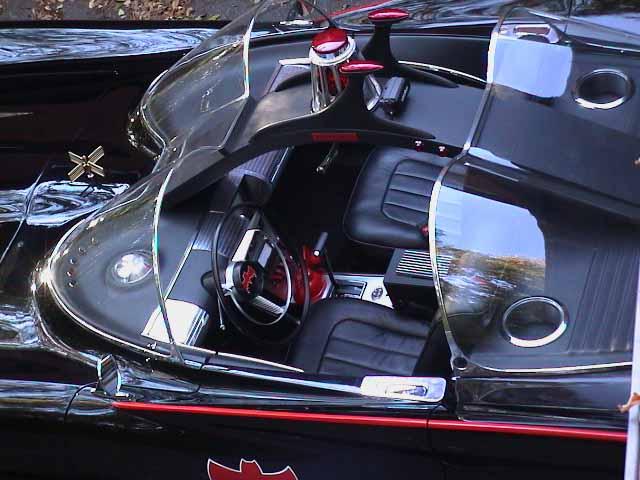 Other Batmobile Replicas