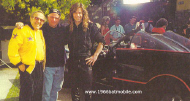 On the set of Rockstar